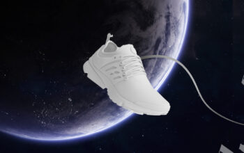 The Space of a Shoe